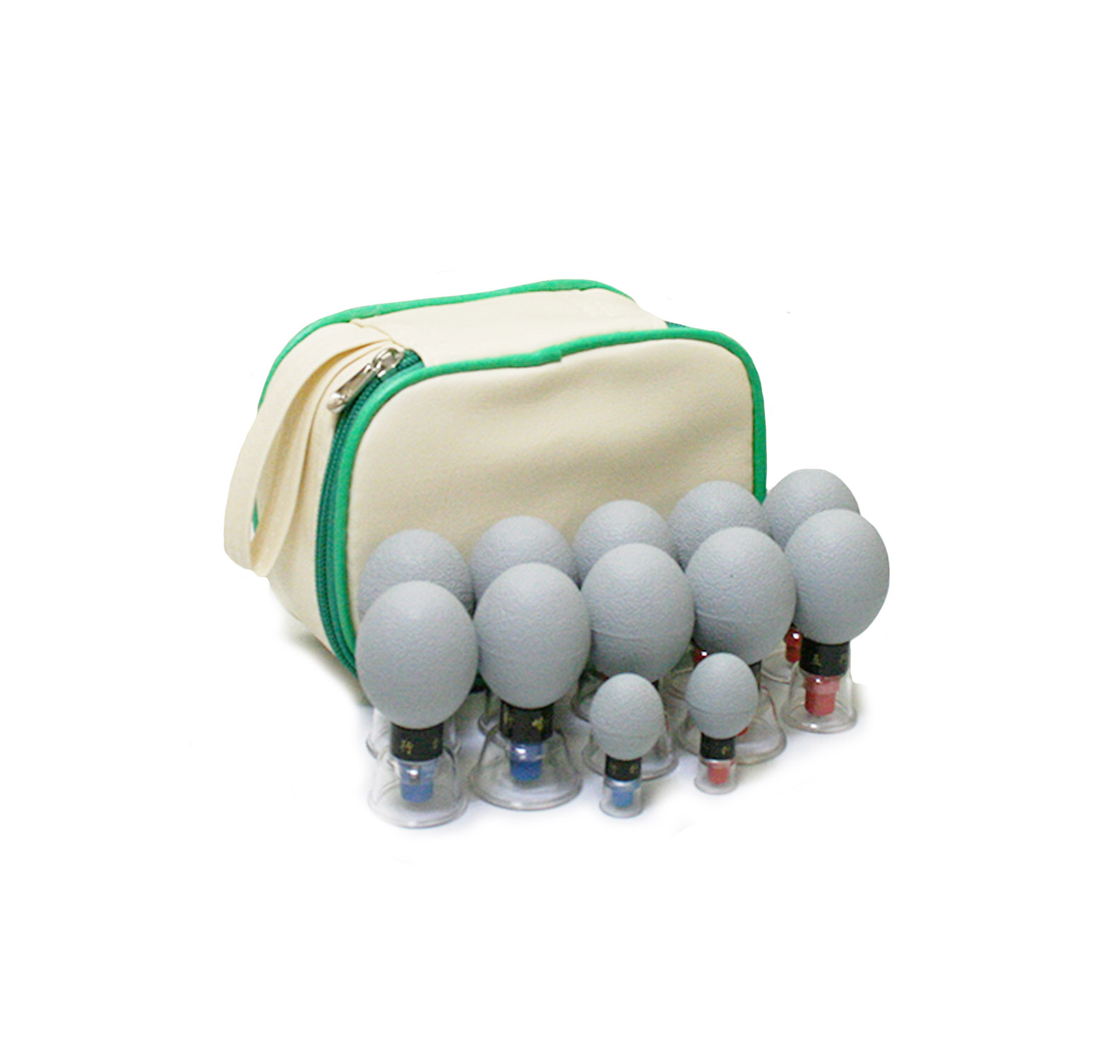 Haci magnetic cupping set