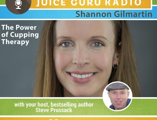Shannon on Juice Guru Radio