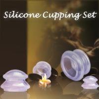 Kang Zhu plastic cupping set
