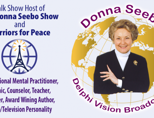 We were featured on Donna Seebo's excellent show!