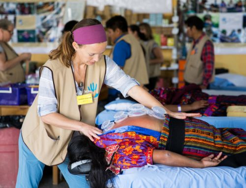 Global Health Networks Foundation Article Featuring MCT!
